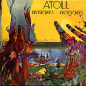 Musiciens - Magiciens by ATOLL album cover
