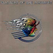 Masters of the Airwaves by MASTERS OF THE AIRWAVES album cover