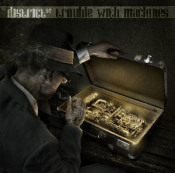 Trouble With Machines by DISTRICT 97 album cover