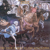 The Four Riders Of The Apocalypse by DICE album cover