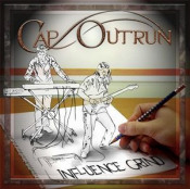 Influence Grind by CAP OUTRUN album cover