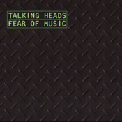 Fear Of Music by TALKING HEADS album cover