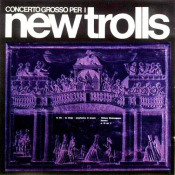 Concerto Grosso Per I New Trolls by NEW TROLLS album cover