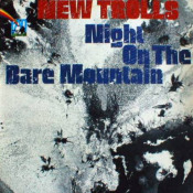 Night on the bare mountain by NEW TROLLS album cover