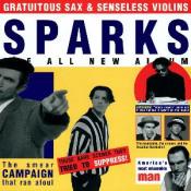 Gratuitous Sax & Senseless Violins by SPARKS album cover