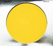 Balls by SPARKS album cover