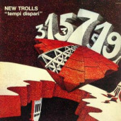 Tempi Dispari by NEW TROLLS ATOMIC SYSTEM album cover