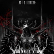 Nightmare Painting by HAIKU FUNERAL album cover