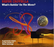 What's Rattlin' On The Moon? by CROVELLA, BEPPE album cover