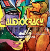 Revolution's Son by AUDIOCRACY album cover