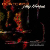 Quintorigo Play Mingus by QUINTORIGO album cover