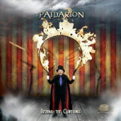 Behind the Curtains by PAIDARION album cover