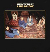 A Jug of Love by MIGHTY BABY album cover