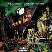 A Stimulus for Reason by ALPHA GALATES album cover