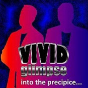 Into The Precipice by VIVID GLIMPSE album cover