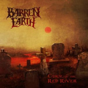 Curse of the Red River by BARREN EARTH album cover