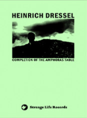Completion Of The Amphoras Table by DRESSEL, HEINRICH album cover