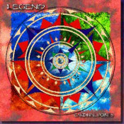 Cardinal Points by LEGEND album cover