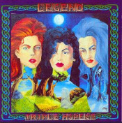 Triple Aspect by LEGEND album cover
