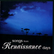 Songs From Renaissance Days by RENAISSANCE album cover