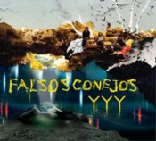 YYY by FALSOS CONEJOS album cover