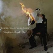 Unaffected Thought Flow by CONTEMPORARY NOISE SEXTET / QUARTET / QUINTET album cover
