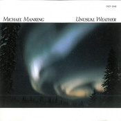 Unusual Weather by MANRING, MICHAEL album cover