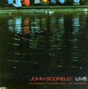 Live by SCOFIELD, JOHN album cover