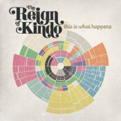 This Is What Happens by REIGN OF KINDO, THE album cover