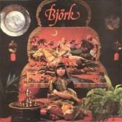 Björk Guðmundsdóttir by BJÖRK album cover