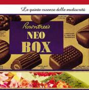 La Quinta Essenza Della Mediocrità by NEO album cover