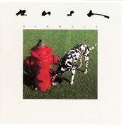 Signals by RUSH album cover