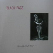 Open The Next Page by BLACK PAGE album cover