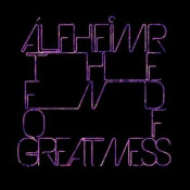The End of Greatness by ALFHEIMR album cover