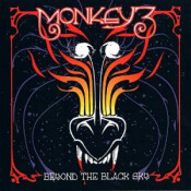 Beyond The Black Sky by MONKEY3 album cover