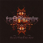 Bury The Facade by LEFT BRAIN album cover
