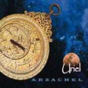 Arzachel - Uriel by ARZACHEL album cover
