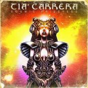 Cosmic Priestess by TIA CARRERA album cover