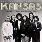 Carry on for no Return by KANSAS album cover