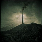 The Long Procession by AMIA VENERA LANDSCAPE album cover