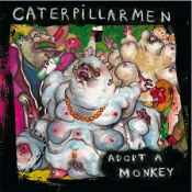 Adopt A Monkey by CATERPILLARMEN album cover