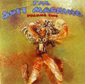Volume Two by SOFT MACHINE, THE album cover