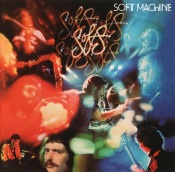 Softs by SOFT MACHINE, THE album cover