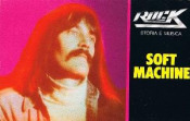 Rock Storia E Musica: Soft Machine by SOFT MACHINE, THE album cover