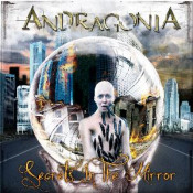Secrets In The Mirror by ANDRAGONIA album cover