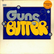 Guns And Butter by GUNS AND BUTTER album cover