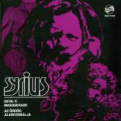 Az ördög álarcosbálja (Devil's Masquerade) by SYRIUS album cover