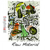 Raw Material by THERHYTHMISODD album cover