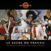 Le Sacre Du Travail by TANGENT, THE album cover