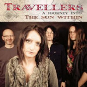 A Journey Into The Sun Within by TRAVELLERS album cover